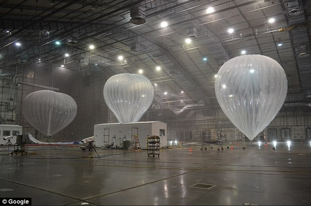 Project Loon google 6